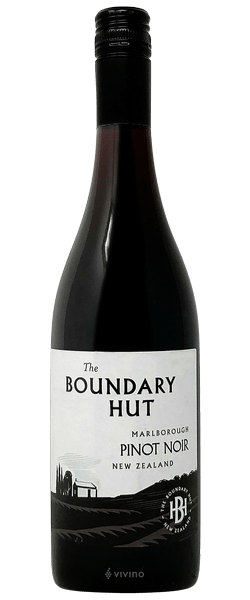 Boundary Hut Pinot Noir, New Zealand 750 ml