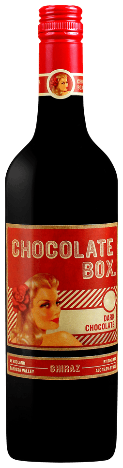 Chocolate Box 'Dark Chocolate' Shiraz 750 ml