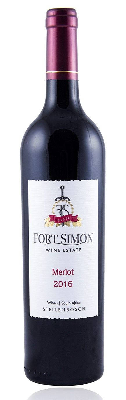 Fort Simon Merlot 2016 750 ml